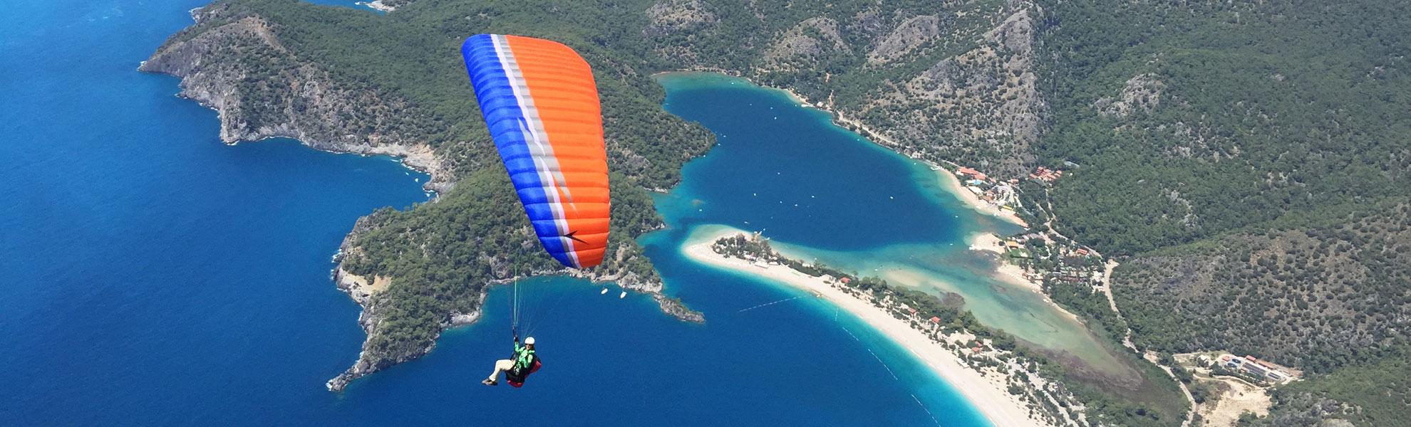 Turkije-paragliding