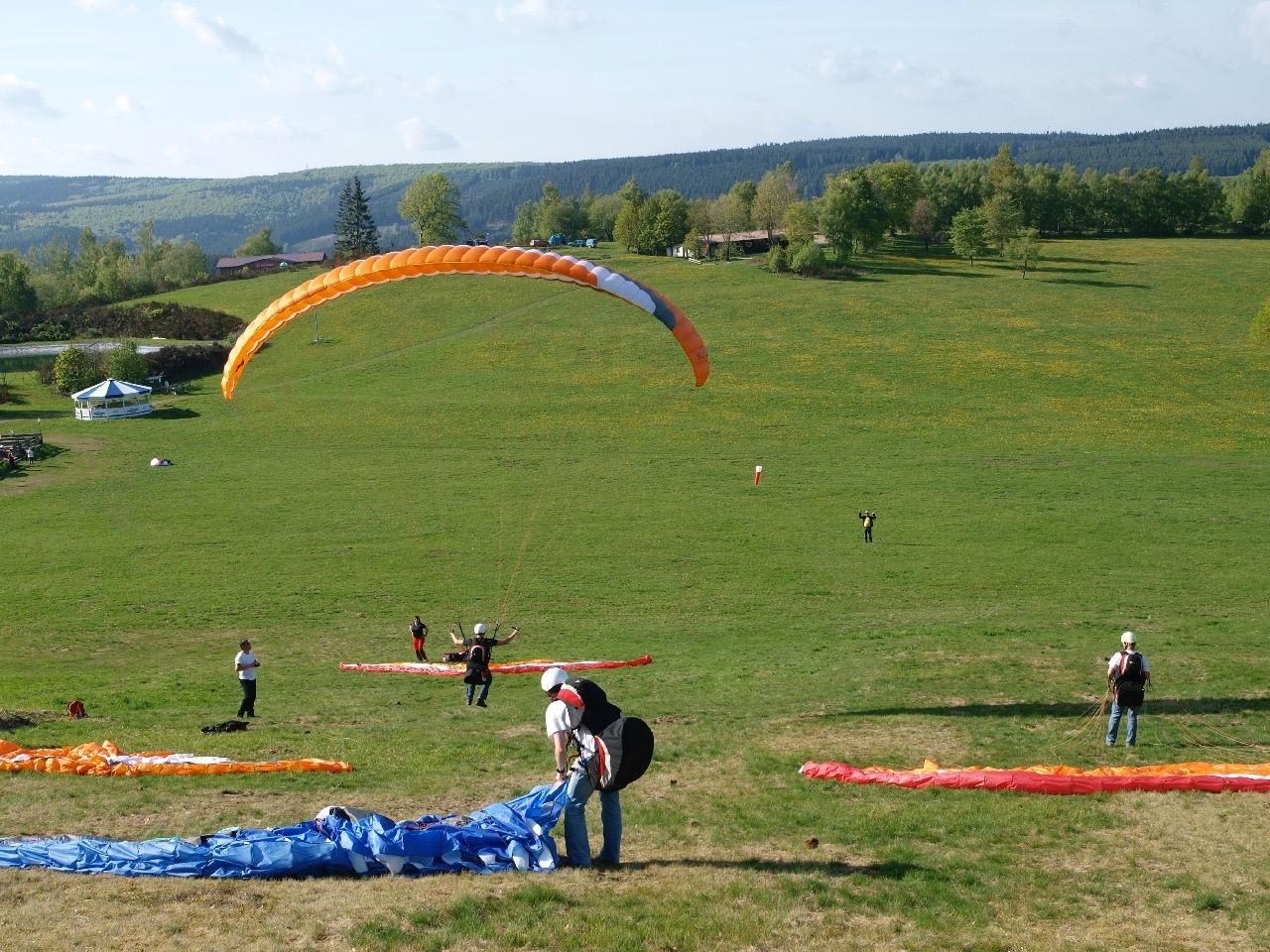 paragliden sauerland