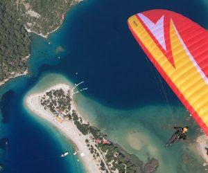 Turkije paragliden