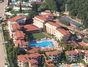 paragliding turkije hotel