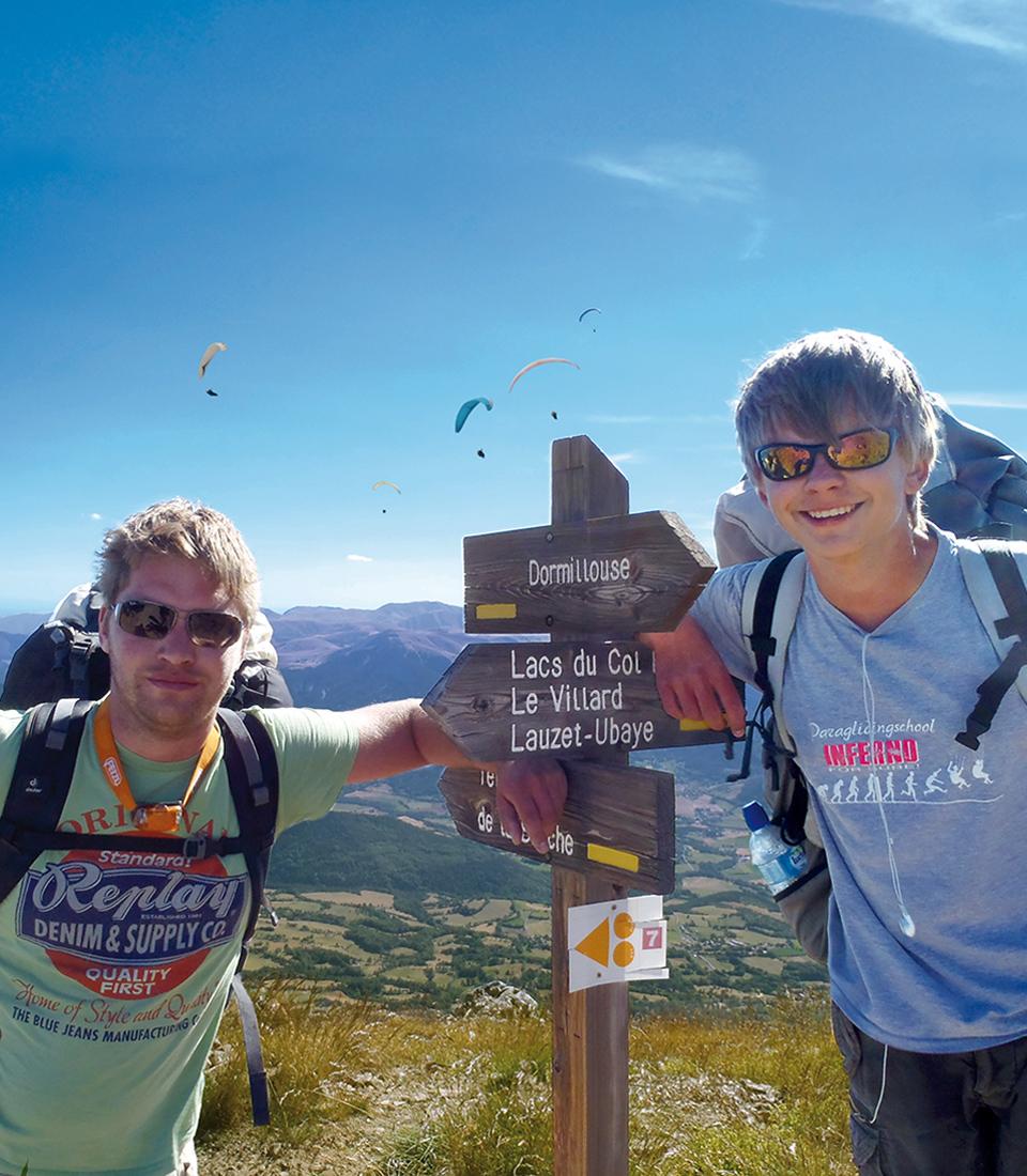 Paragliding-leren-paragliden