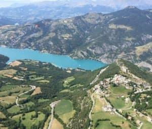 Frankrijk parapente paragliden leren