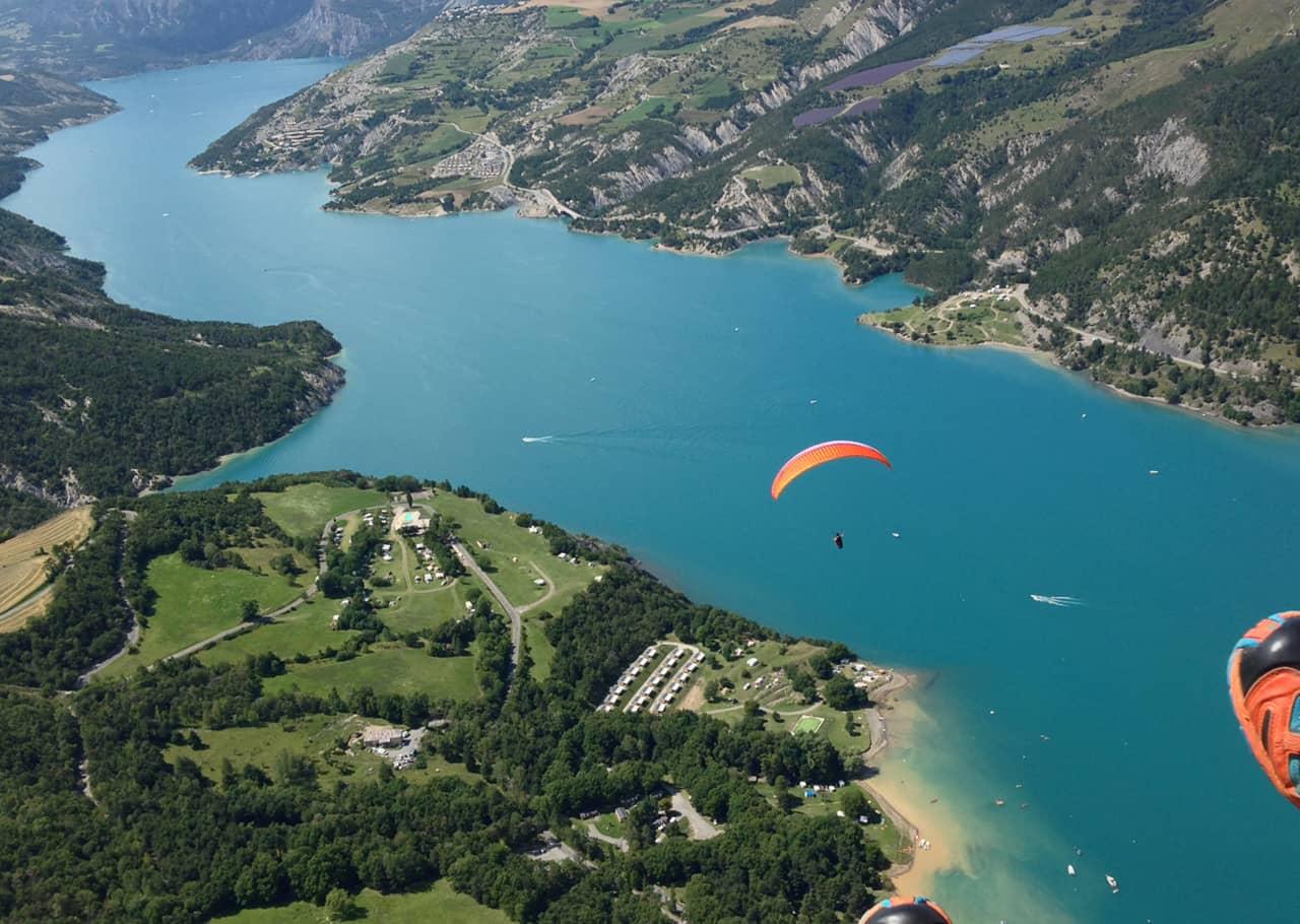 paragliden-Frankrijk
