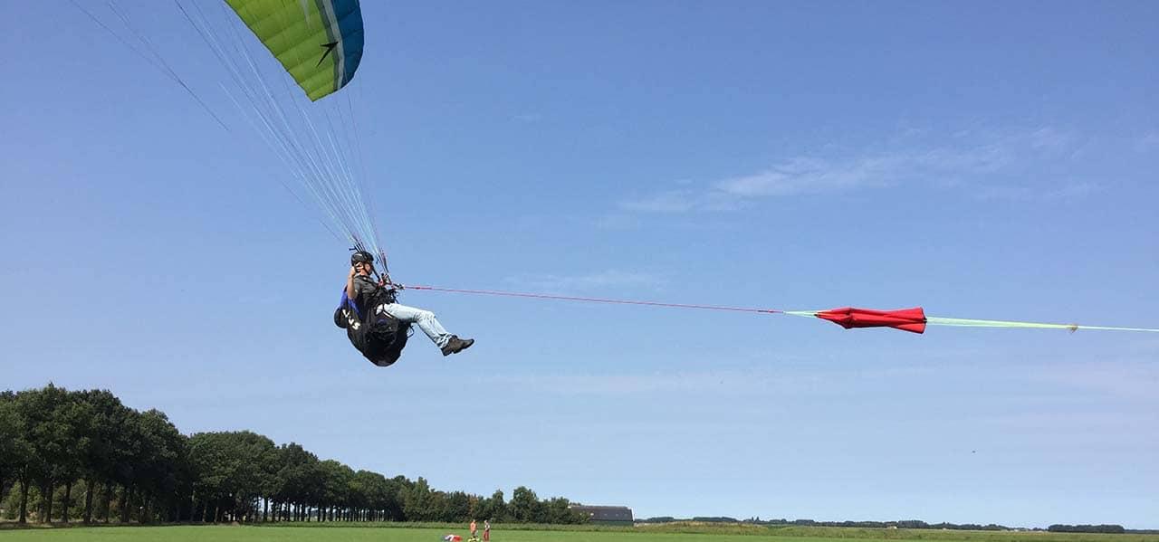 paragliding leren lieren