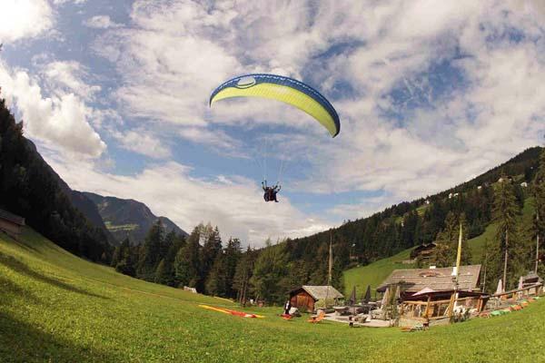 Paraglidingschool Dolomieten