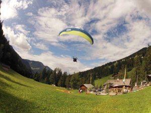 paraglidingschool huttentocht