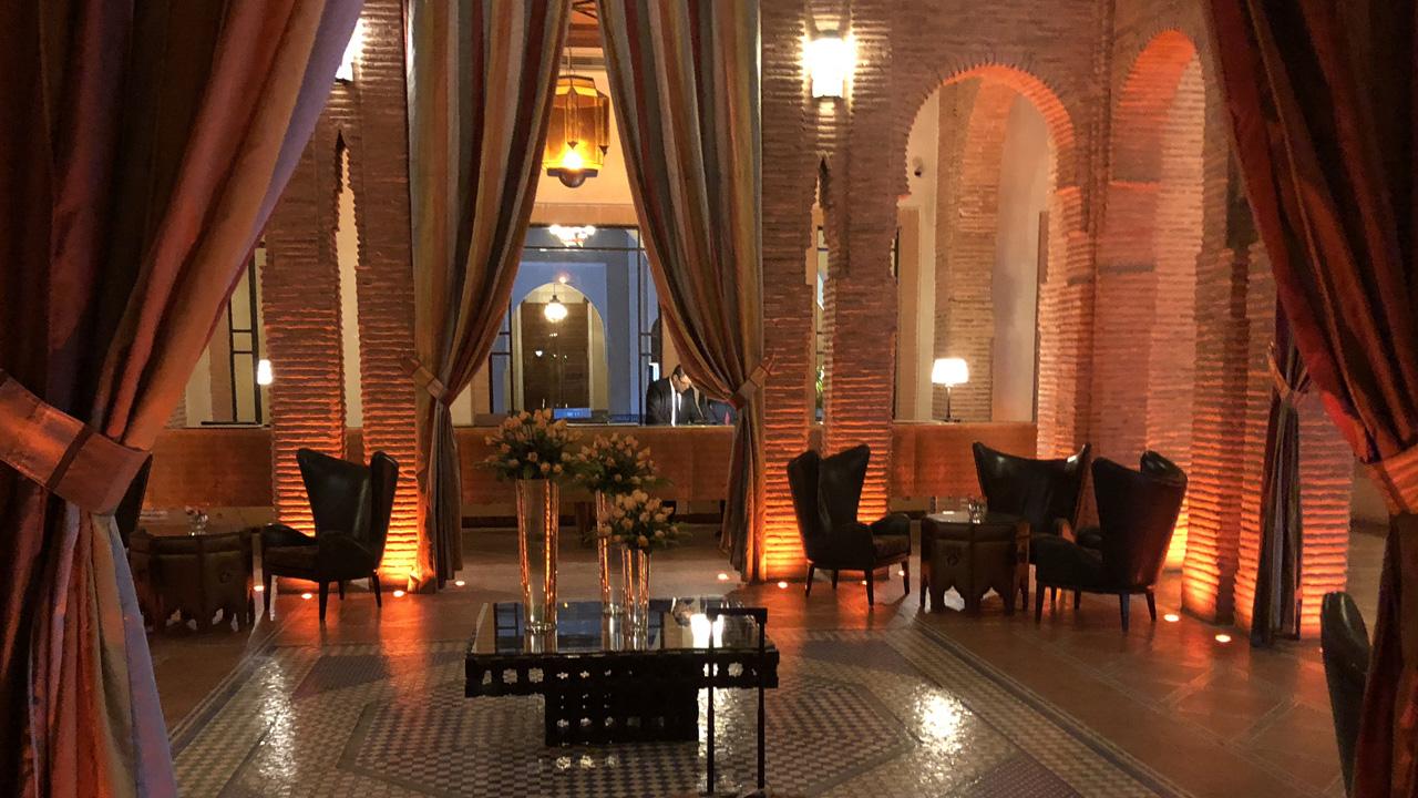 Marokko hotel paragliden