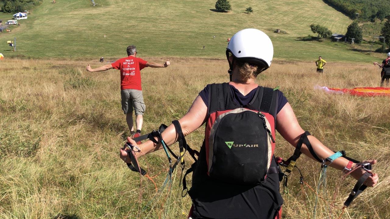 Sauerland cursus paragliden