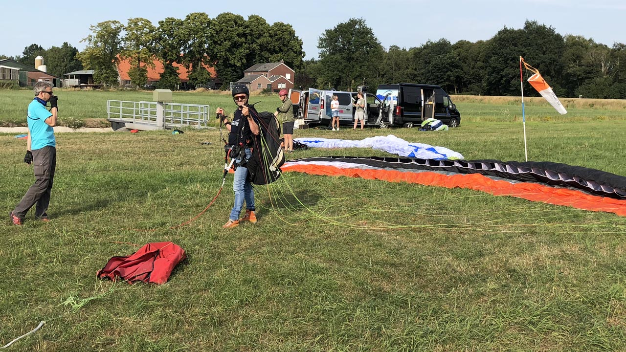 introdag paragliding vucht Almelo