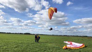 leren paragliden nederland