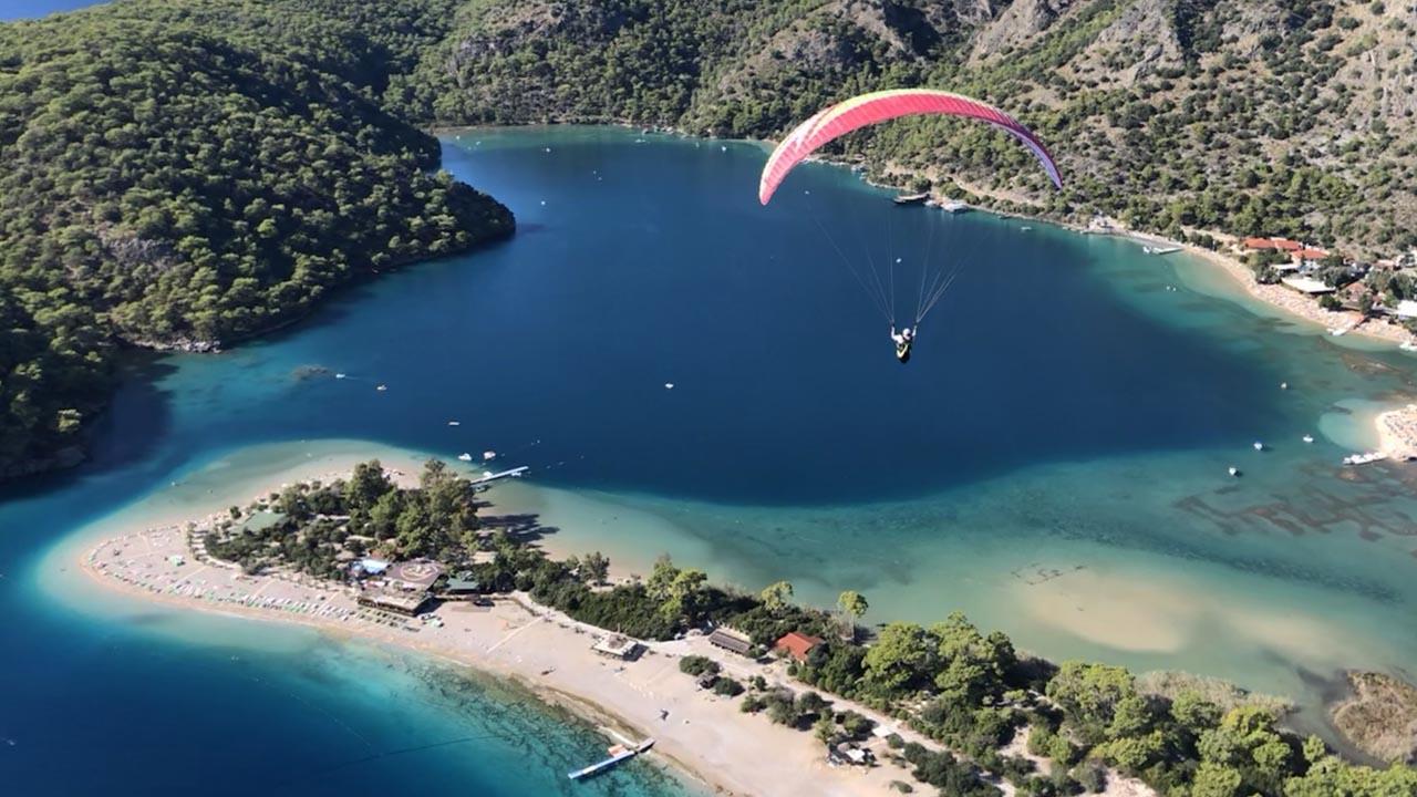 leren turkije paragliding