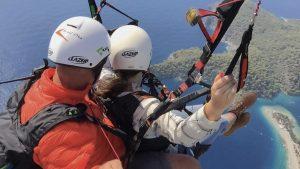 paragliden leren in Turkije