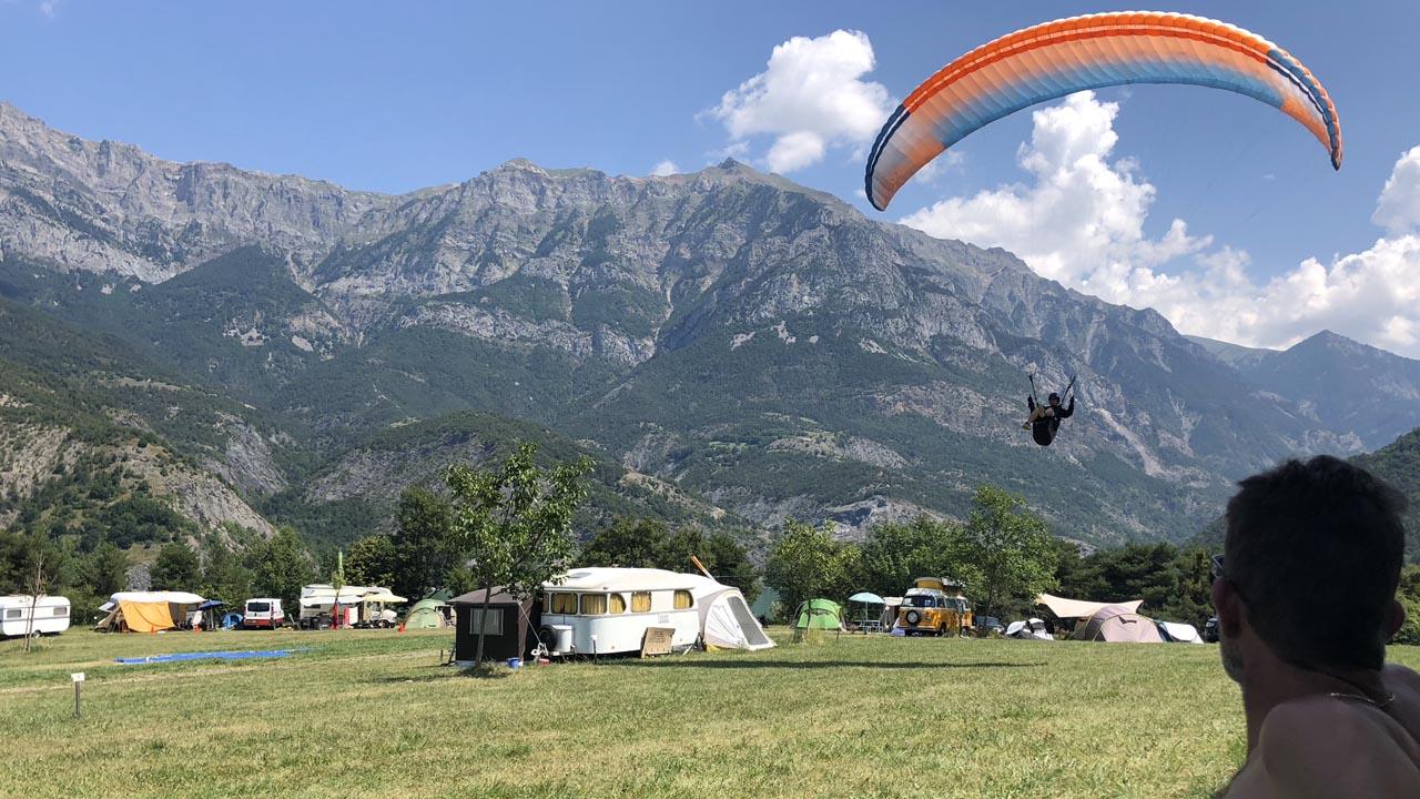 paragliden Frankrijk basiscursus