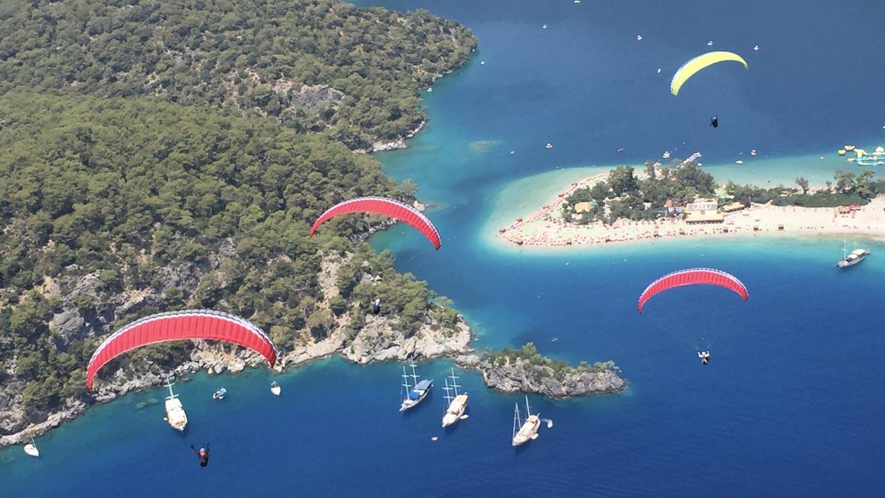 paragliden turkije basis cursus 1
