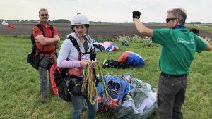 paragliding leren paragliden nederland