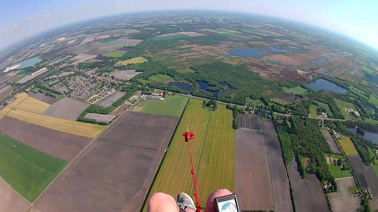 paragliden paragliding nederland