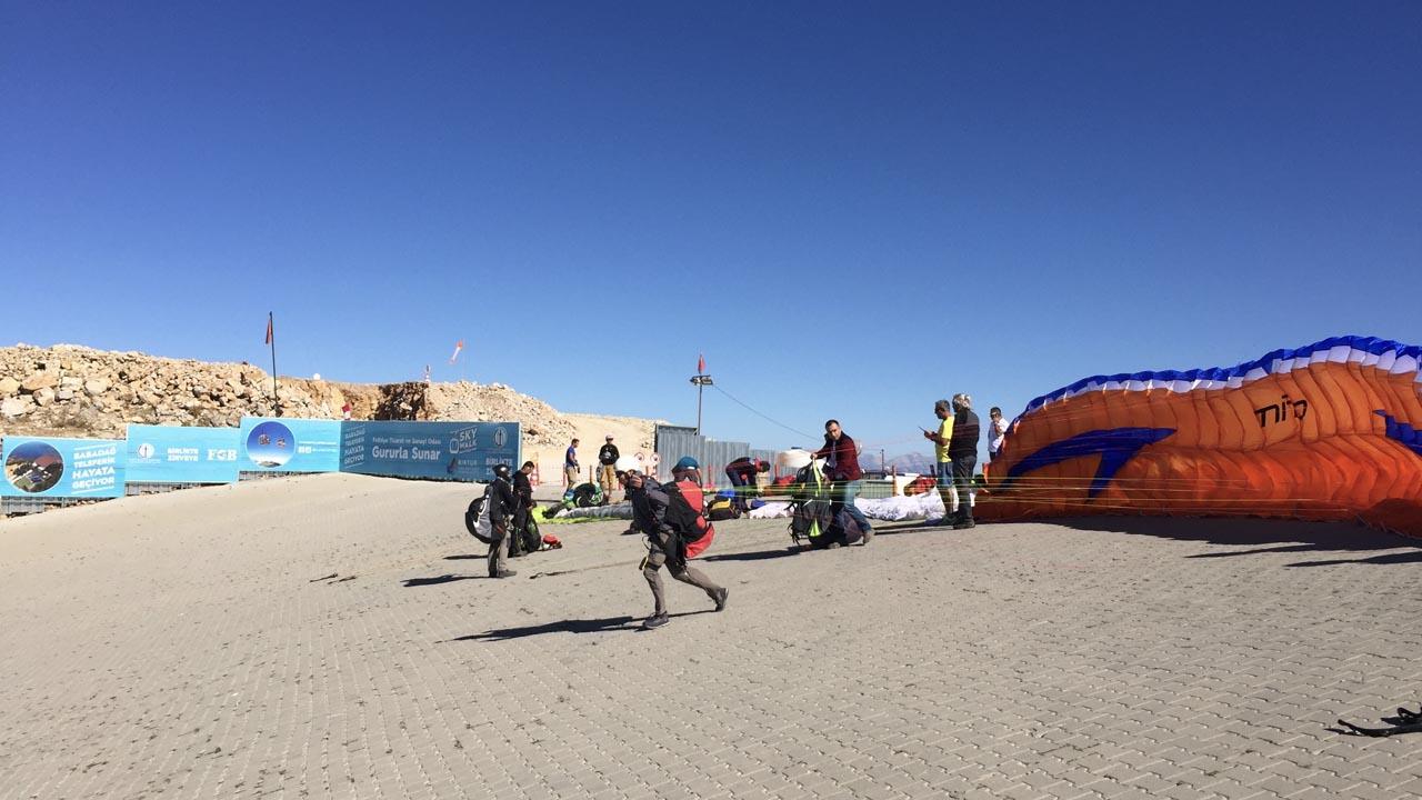 paraglidingschool turkije