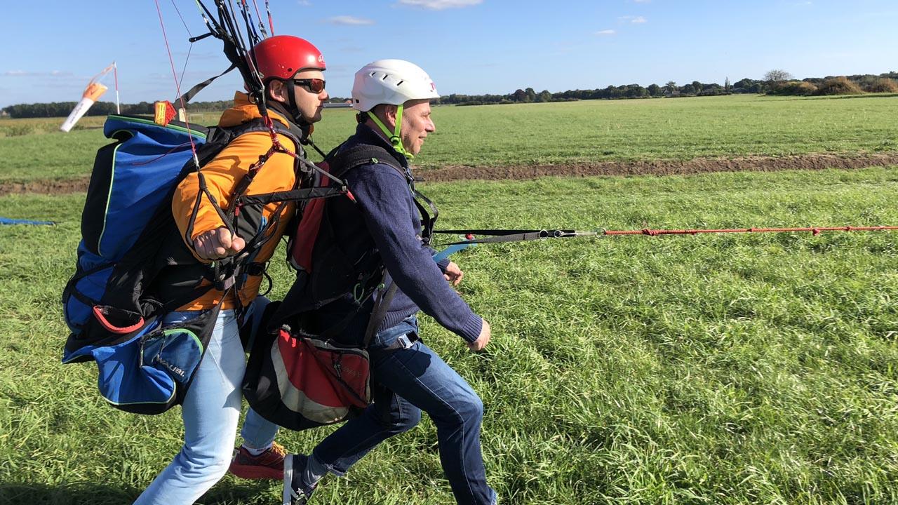 tandem vliegen paragliden in sibculo