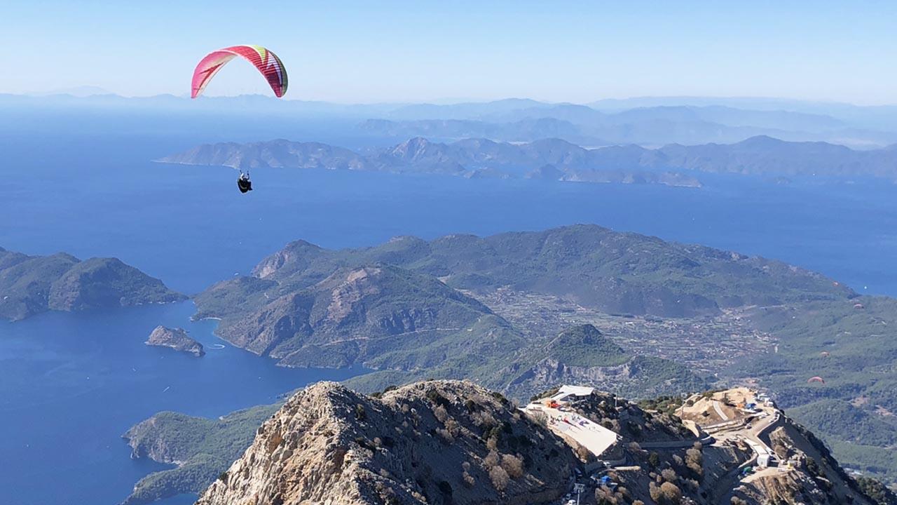 turkije paraglidingvakantie