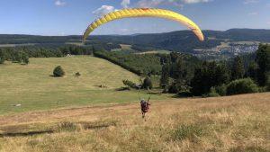 Sauerland cursus paragliding