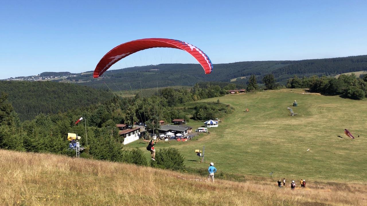 Sauerland leer paragliden