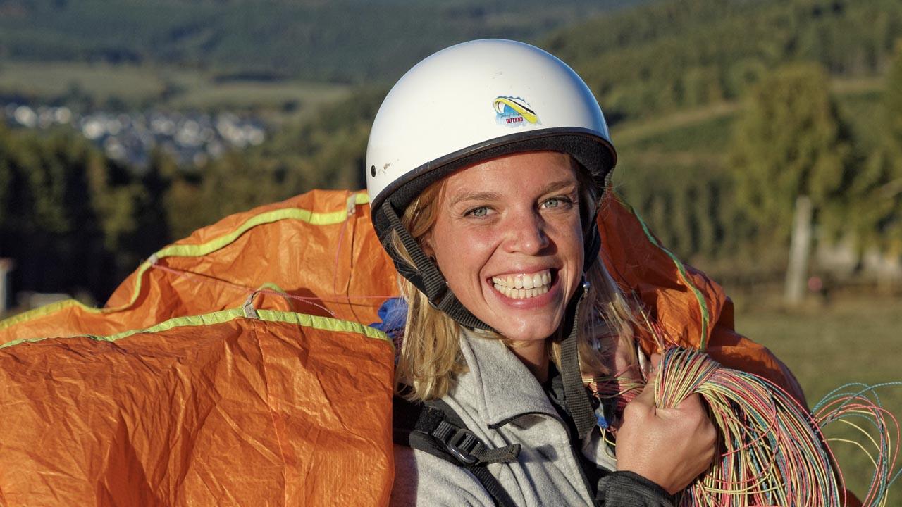 Sauerland paragliden