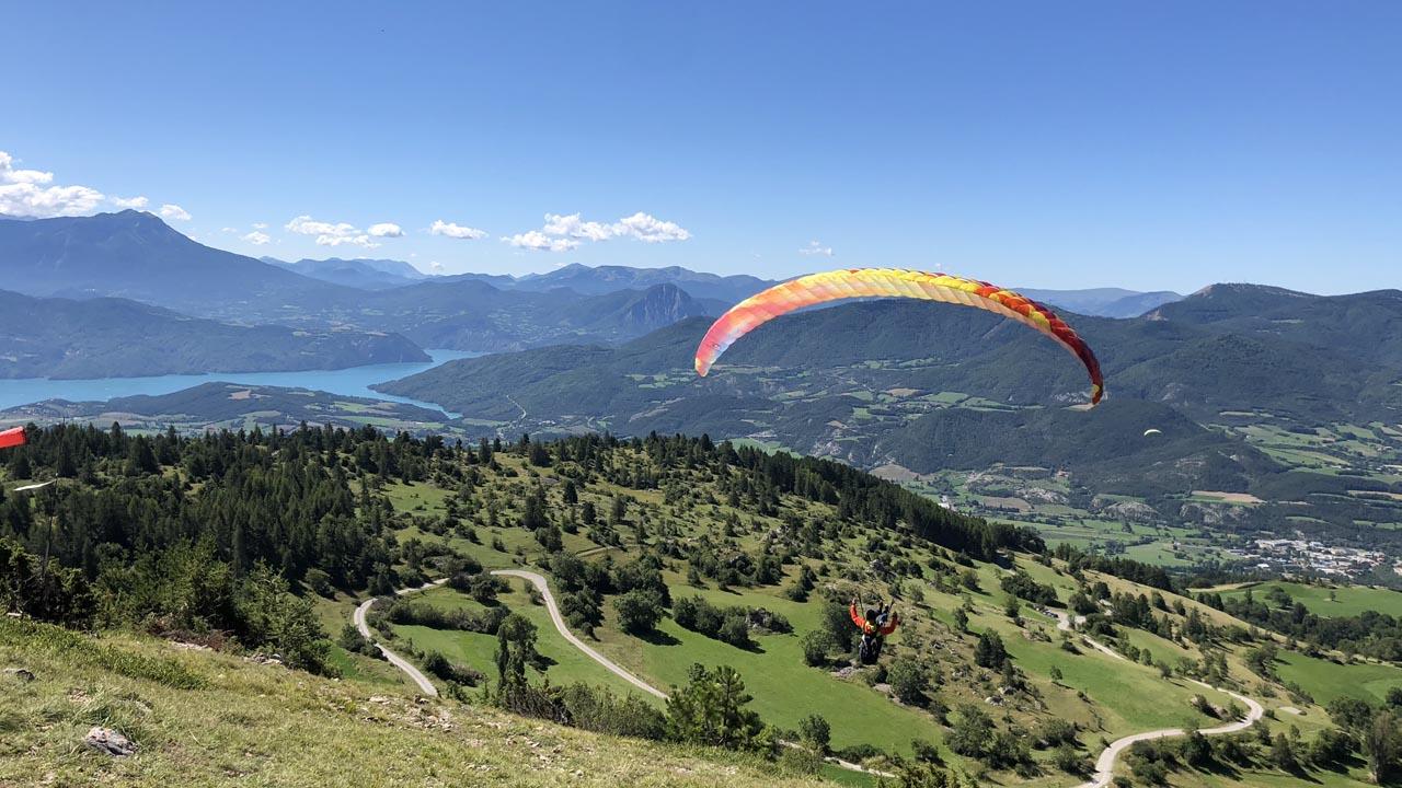 cursus paragliden Frankrijk