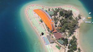 cursus paragliden in Turkije