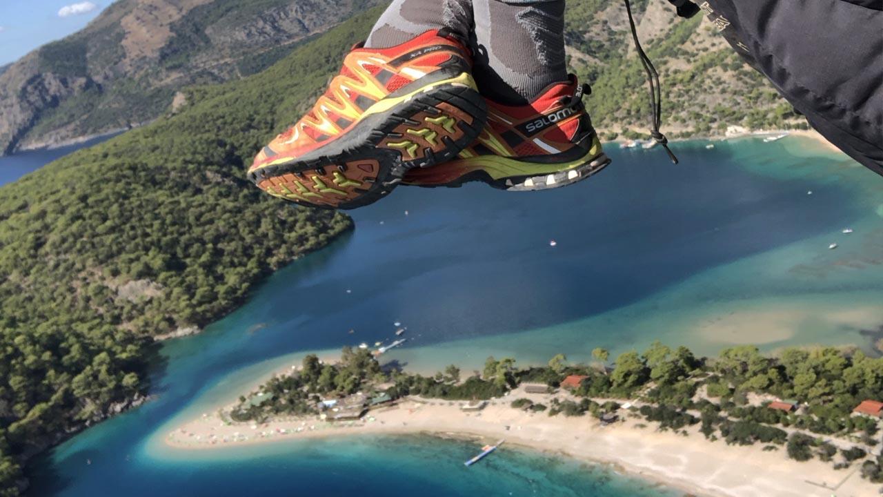 cursus paragliding Turkije