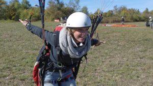 introductie paragliding Sauerland