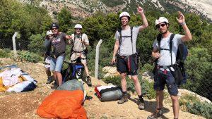 leren paragliden turkije basis cursus 1