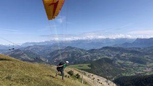 paragliden cursus leren Frankrijk