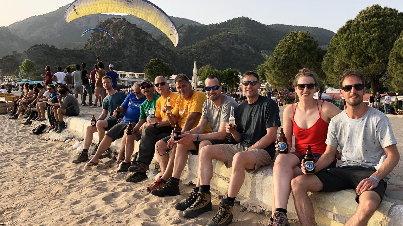 paragliden in Turkije