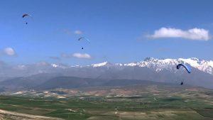 paragliden marokko fun