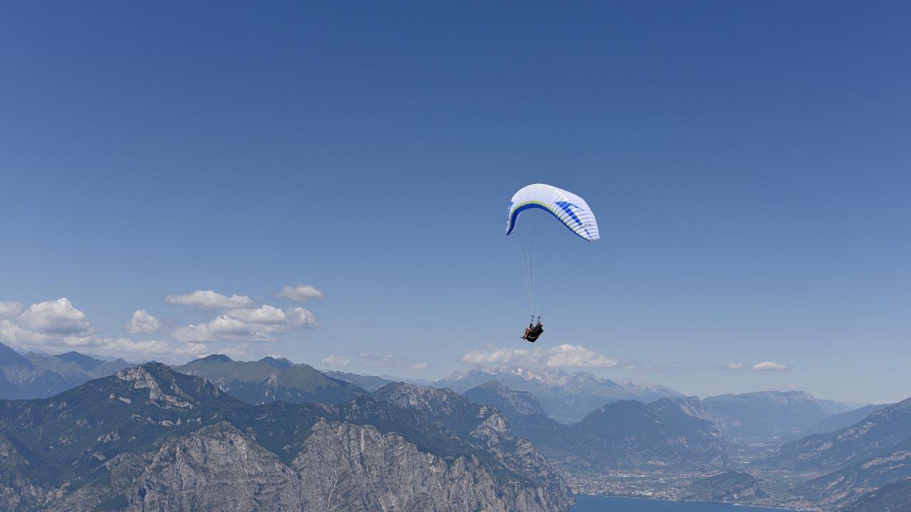 paragliden vlieguitrusting SWING RAST frontstall