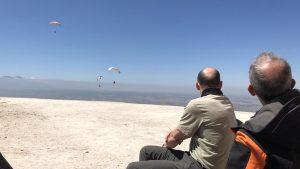 paragliding Atlas Marokko