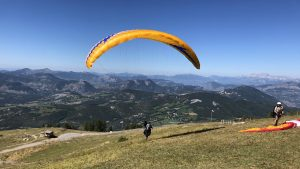 paragliding cursus parapente Frankrijk