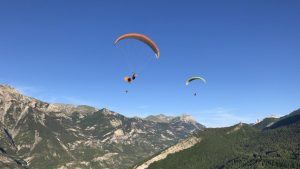 paragliding parapente Frankrijk