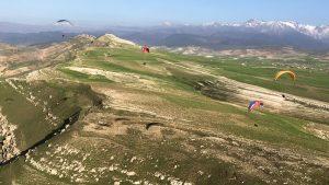 paraglidingschool Marokko