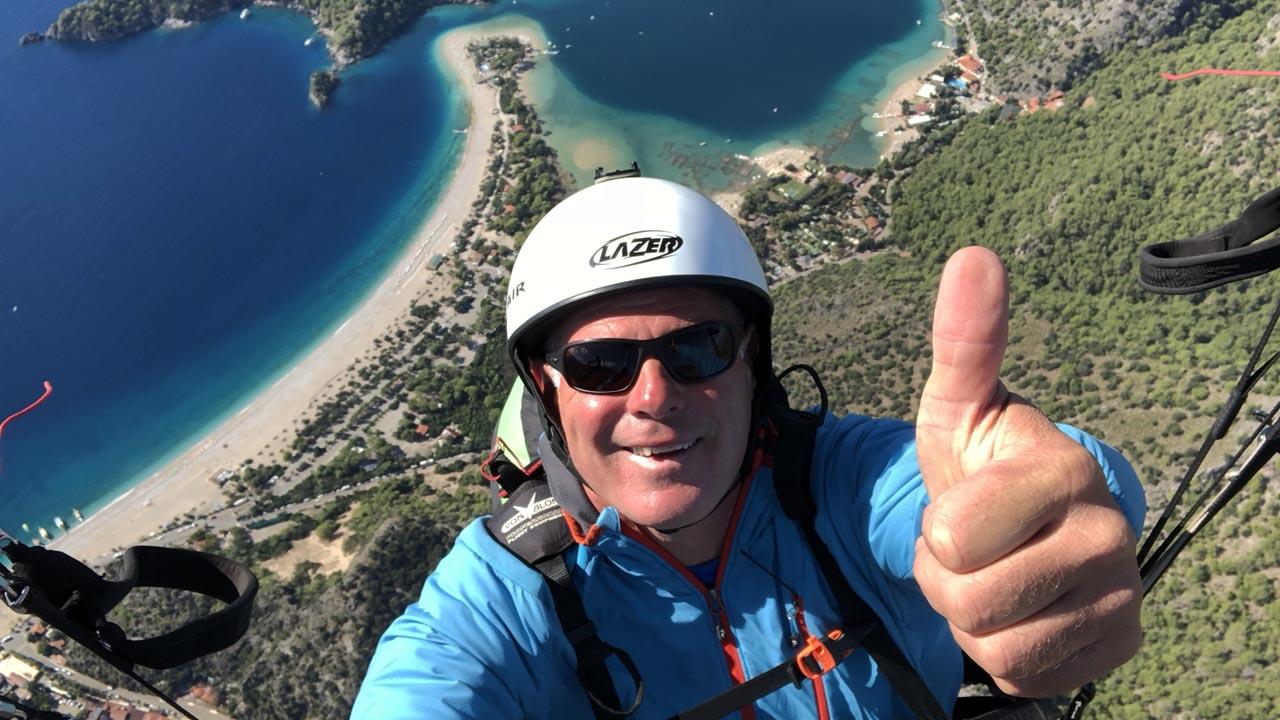 paraglidingschool paragliden leren
