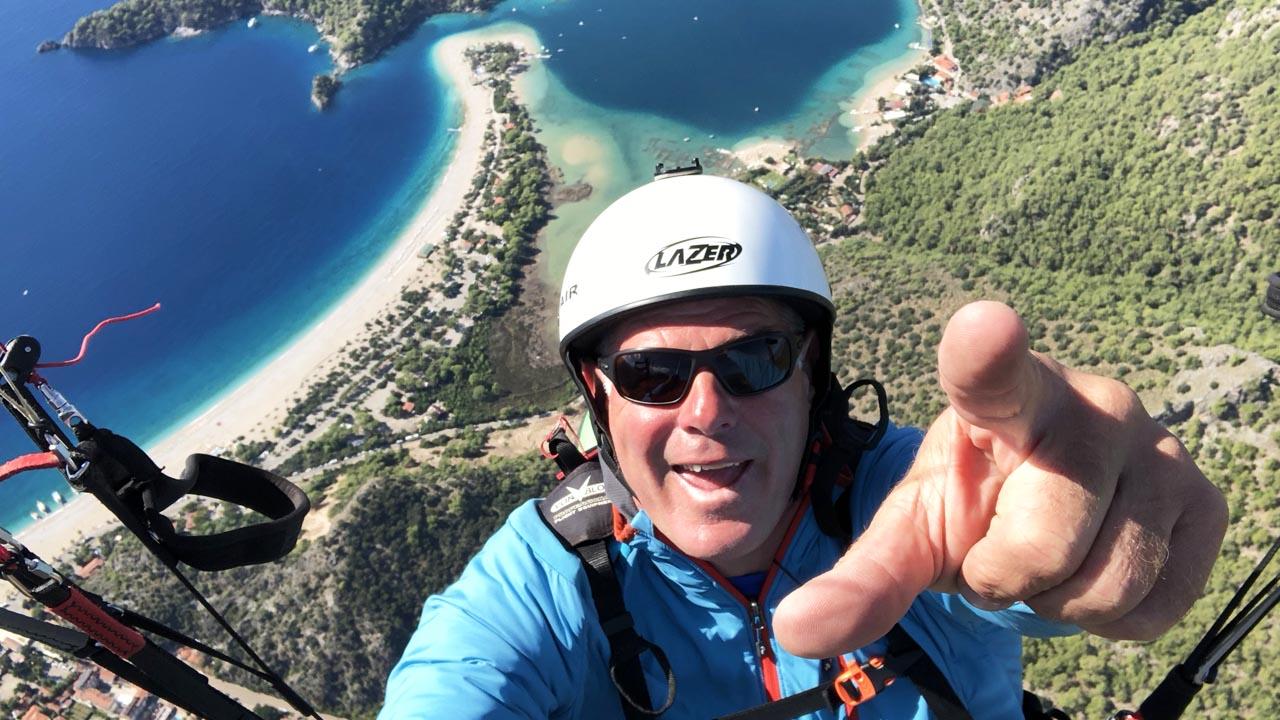paraglidingschool vliegen leren