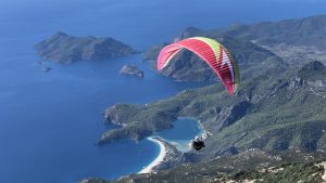 cursus paragliden Turkije