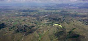 Macedonie paragliden