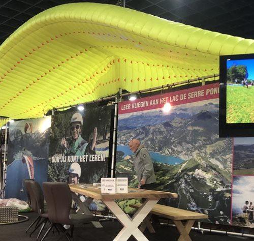 Motorbeurs paragliding