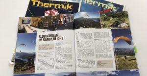 Paraglidingschool Thermik