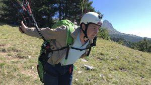 paragliden frankrijk Gap