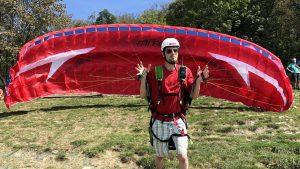 paragliden waar leren