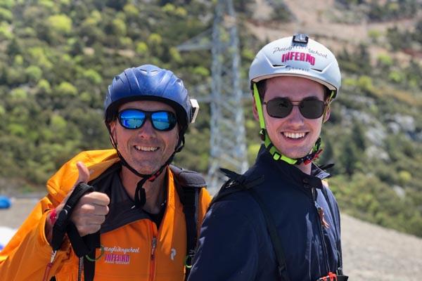 Paragliding leren
