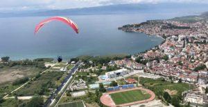 Macedonië paragliden